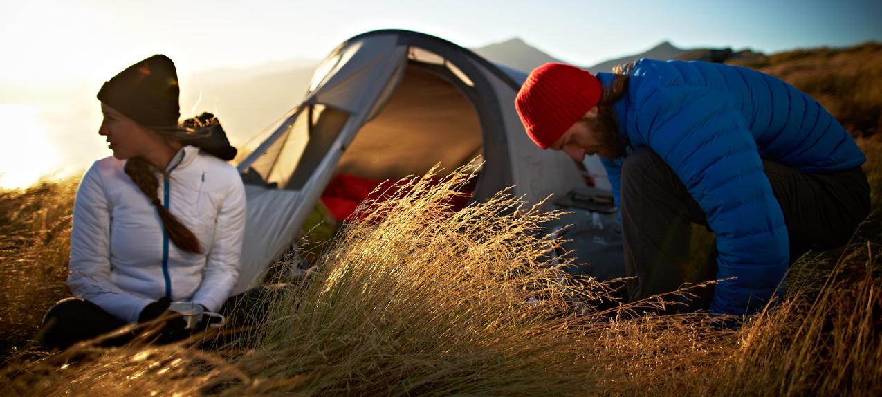 Eerste-keer-kamperen
