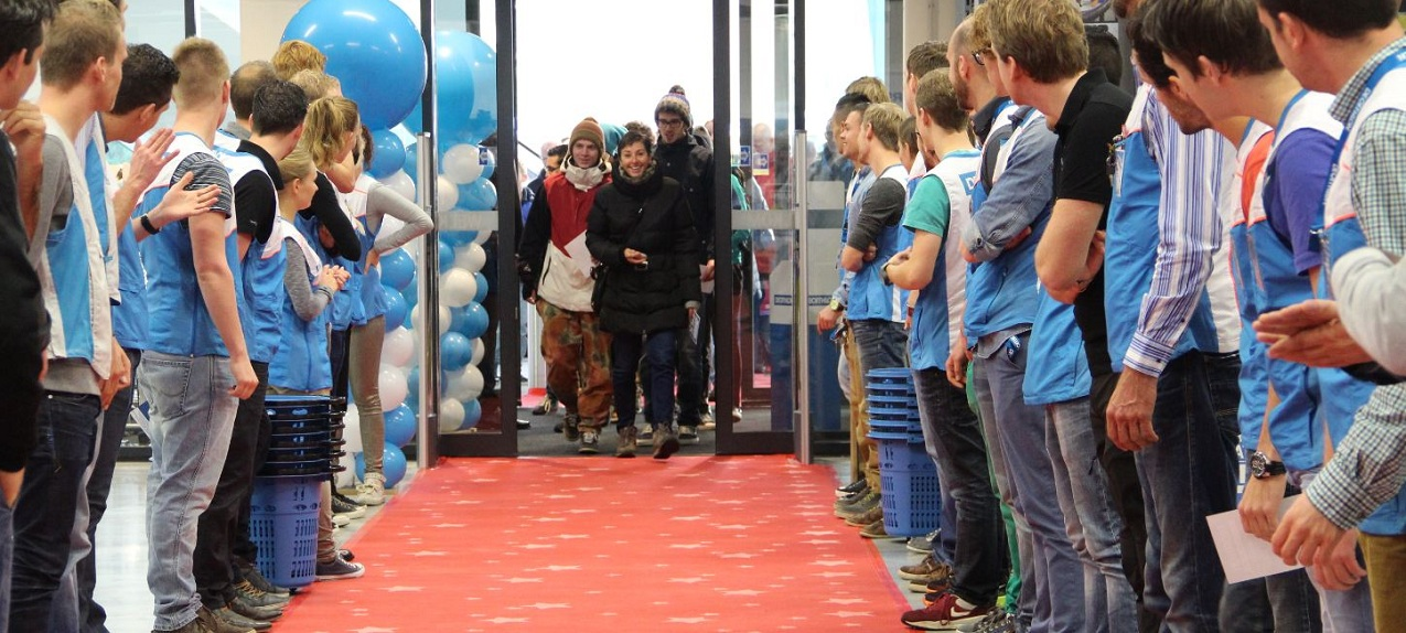 Decathlon Apeldoorn 5 november