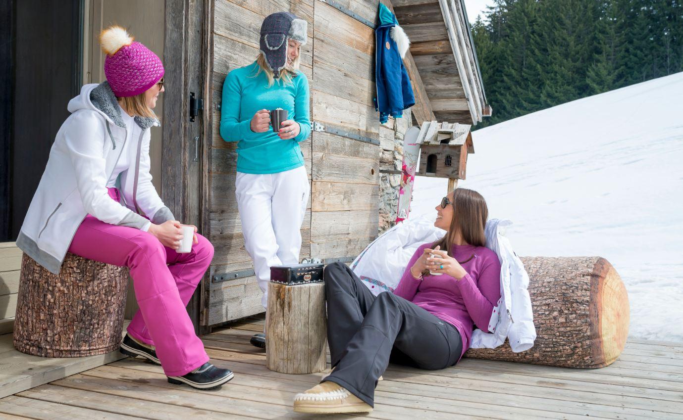 wintersportkleding: chillzone