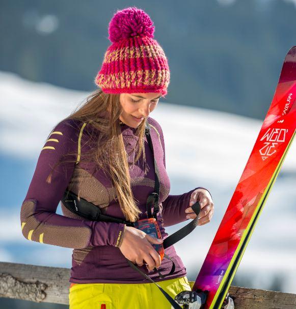 wintersportkleding: second skin laag