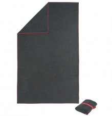 Nabaiji handdoek grijs XL 110x175