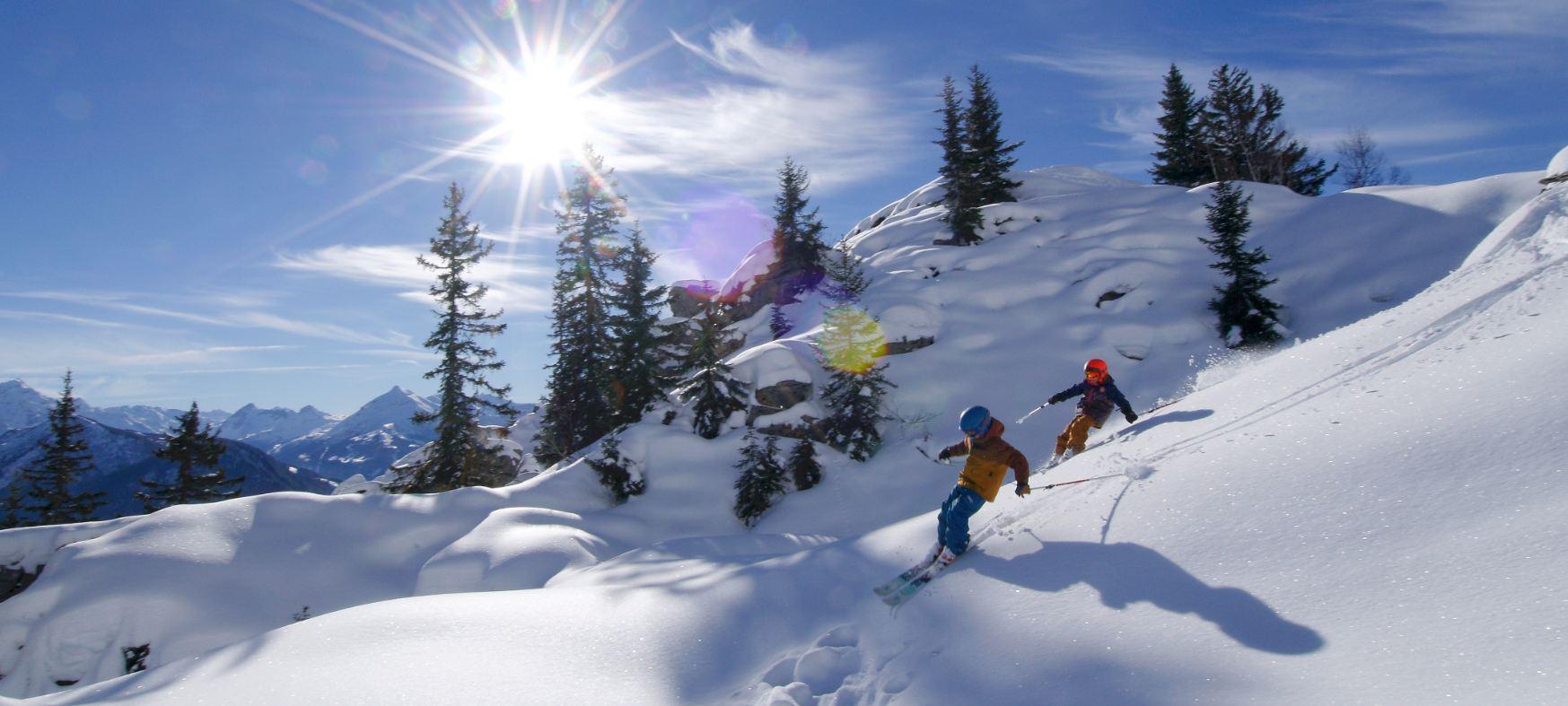 geschiedenis van de wintersport