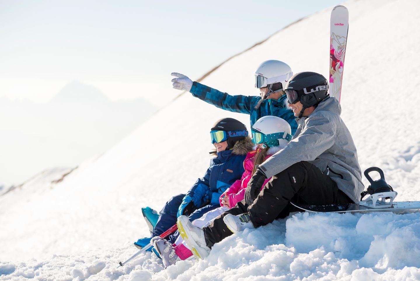 wintersportbestemming oostenrijk