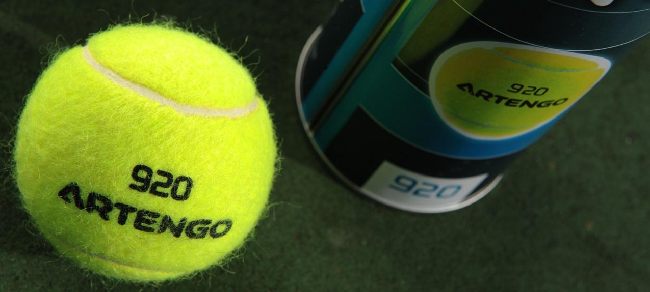 hoe kies ik een tennisbal?