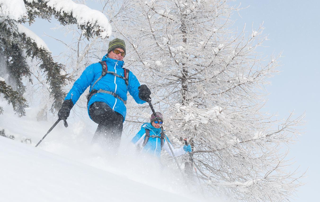 wandelen in de winter: tien tips
