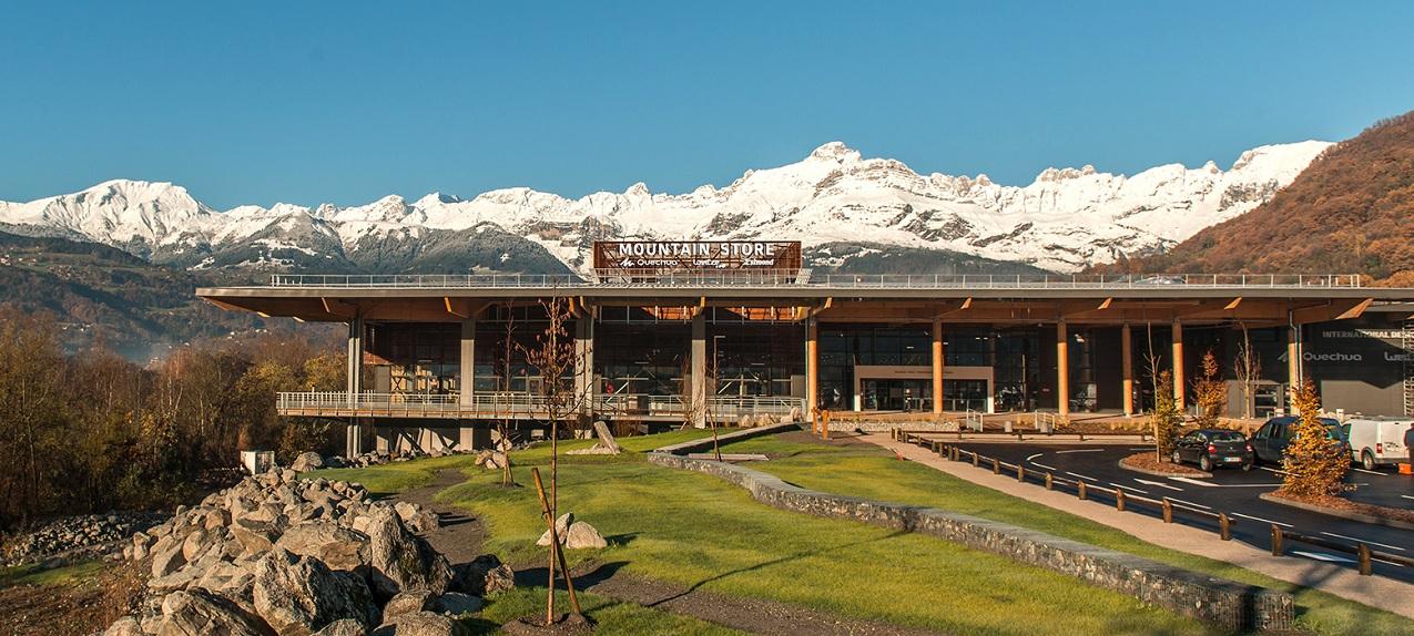 Mountain Store - Achter de schermen bij Quechua, Wed'ze en Simond