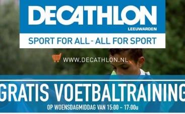 Kipsta School Decathlon Leeuwarden