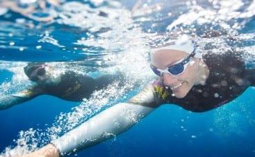 Zwemtraining voor je armen en benen
