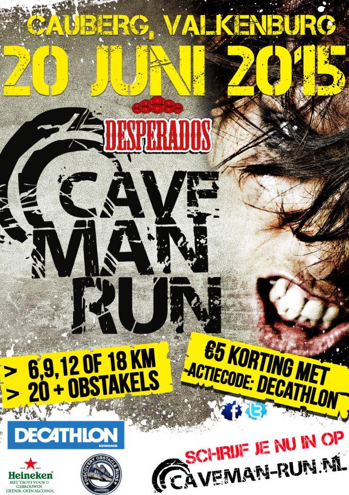Caveman Run 2015