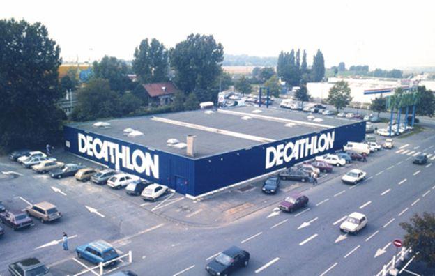 Decathlongebouw