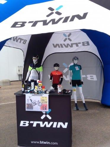 b'Twin fietskleding