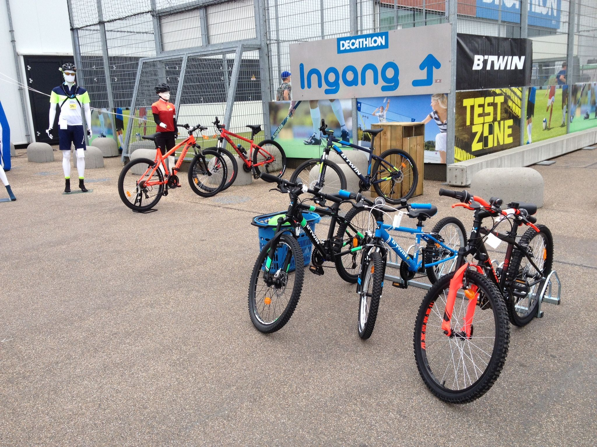 fietsevenement Decathlon Best